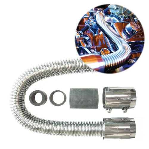 "Zirgo Ultra Radiator Hose 12"" instructions, warranty, rebate"