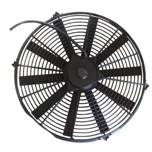"14""  2383cfm Zirgo High Performance Radiator Cooling Fan instructions, warranty, rebate"